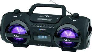 Der AEG SR 4359 BT Bluetooth Stereoradio für Sie unter die Lupe genommen.