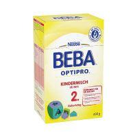 Beba Optipro Kindermilch ab 2 Jahren, 6er Pack (6 x 600 g)