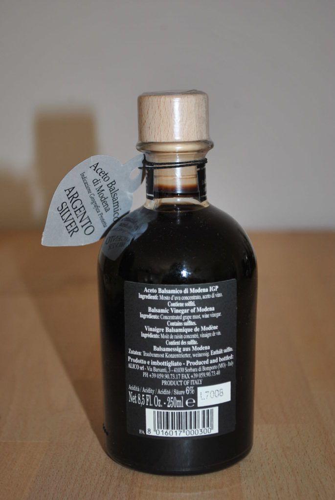 Balsamico Aceto 1
