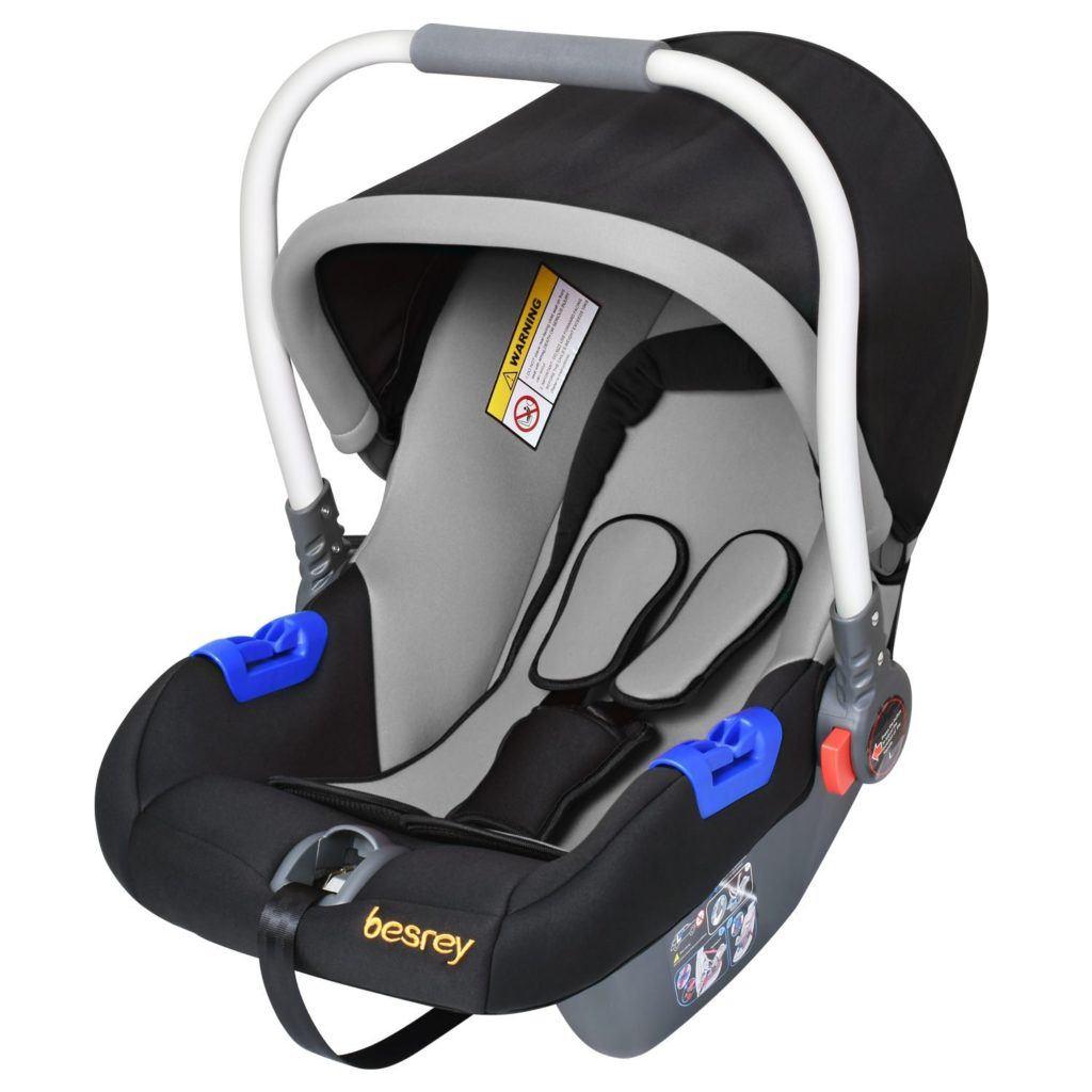 Besrey%C2%AE Gruppe 0 Kinderautositz Babyschale Babytrage