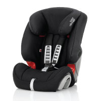 Britax Römer Kindersitz Gruppe 1-3 Evolva im Test
