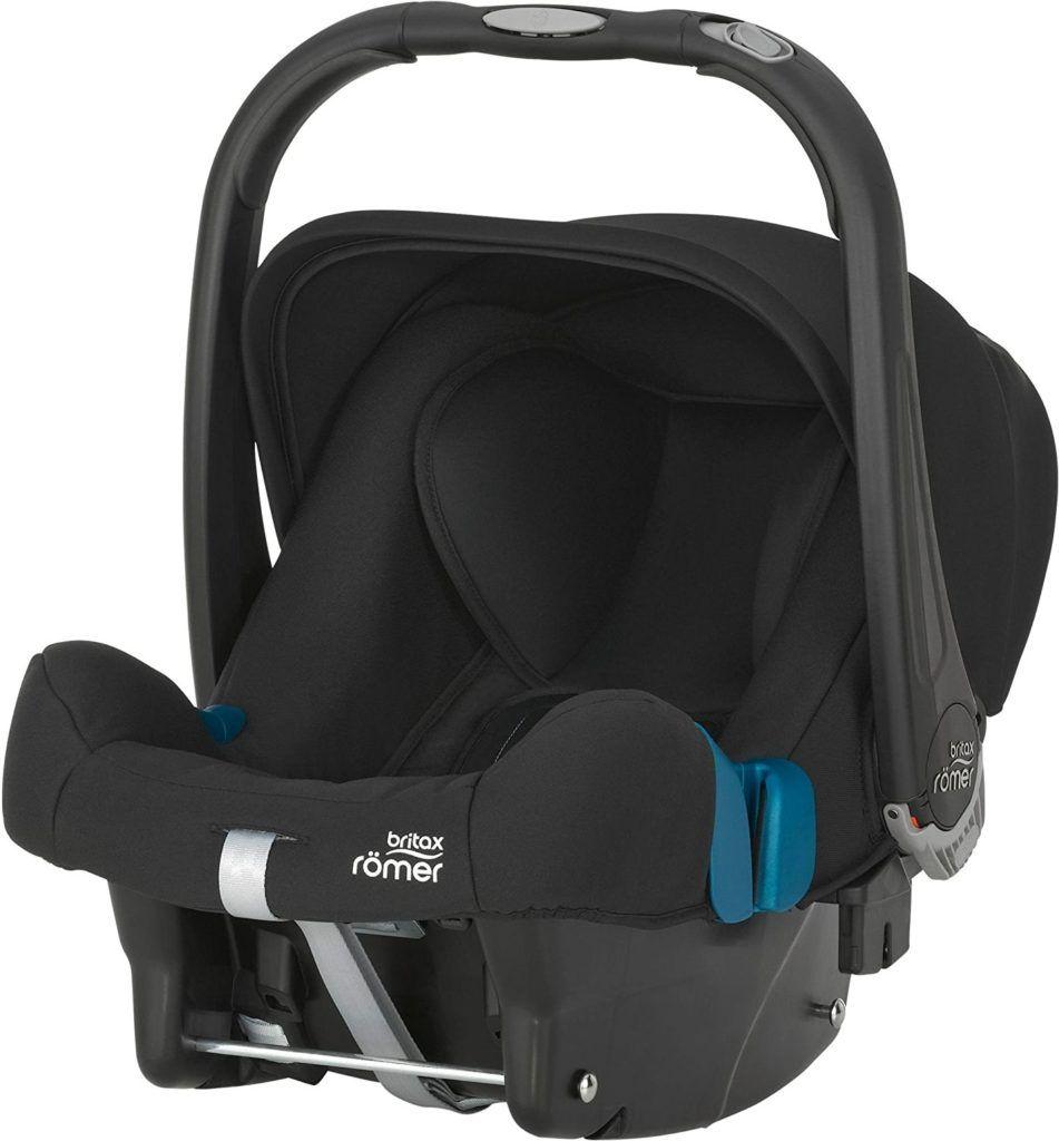Britax R%C3%B6mer Babyschale BABY SAFE PLUS SHR II