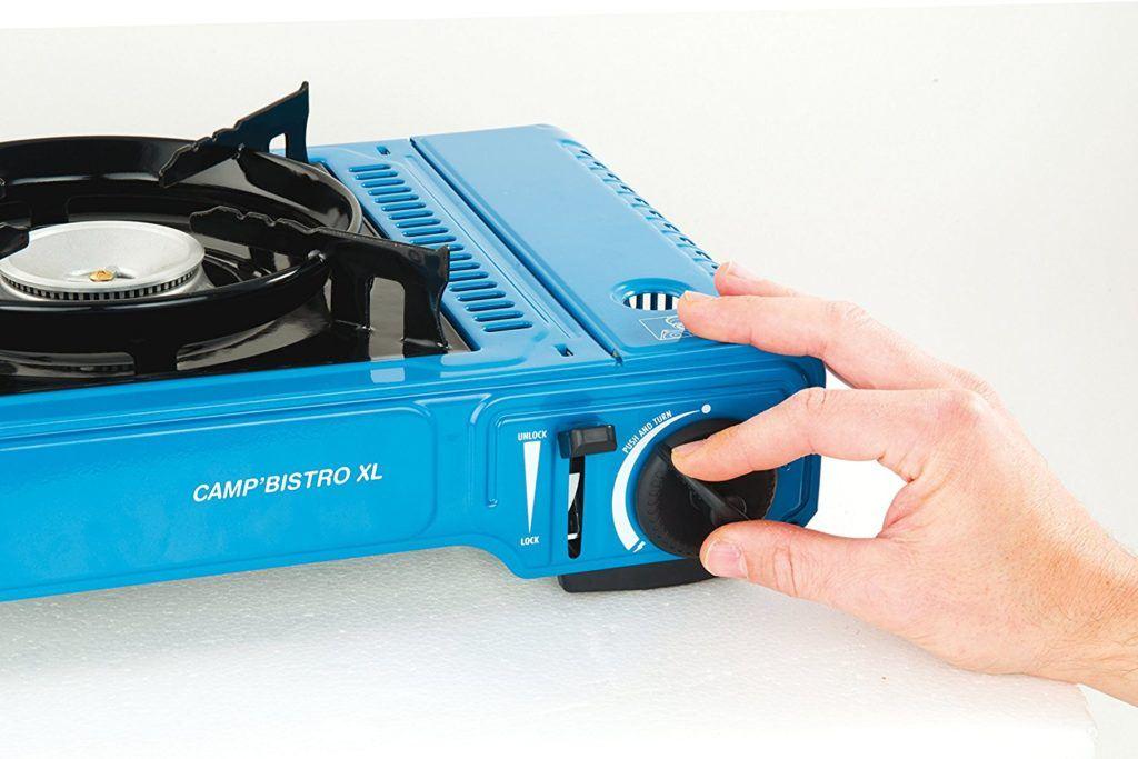 Campingaz Camp Bistro XL Stopgaz Campingkocher Modell 2000030643 Und 2000030644.