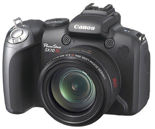 Canon PowerShot SX10 IS Digitalkamera