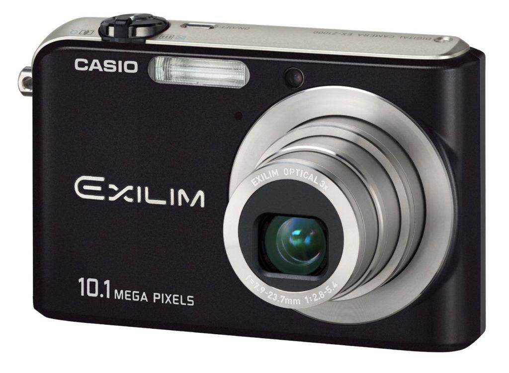 Casio EXILIM Zoom EX Z1000 Digitalkamera