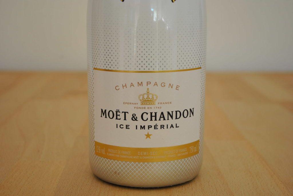 Champagner Moet 1