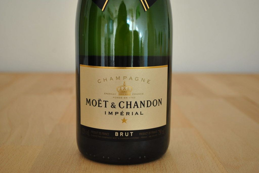 Champagner Moet 2 1