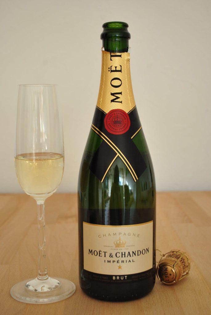 Champagner Moet 2 2