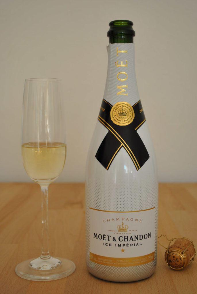 Champagner Moet 22