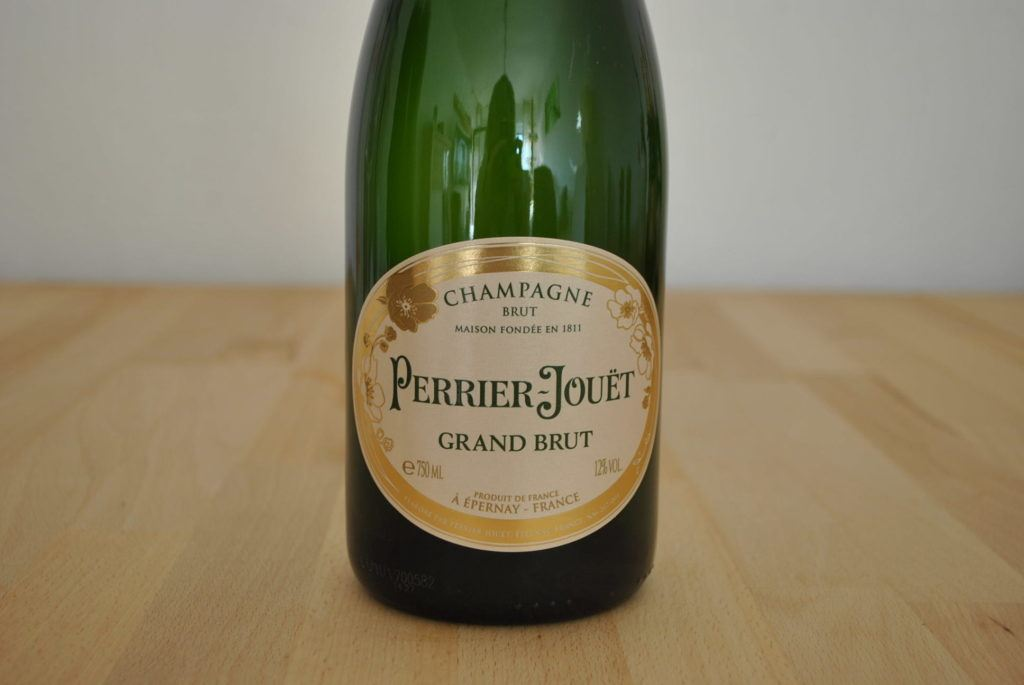 Champagner Perrier Jouet 1
