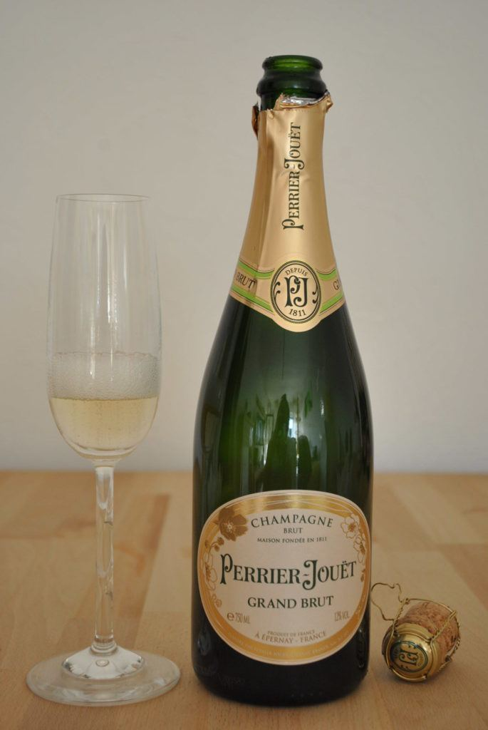 Champagner Perrier Jouet 2