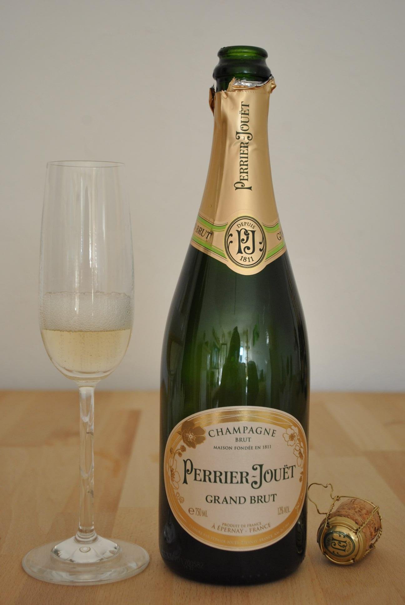 Perrier Jouet – Grand Brut Champagner