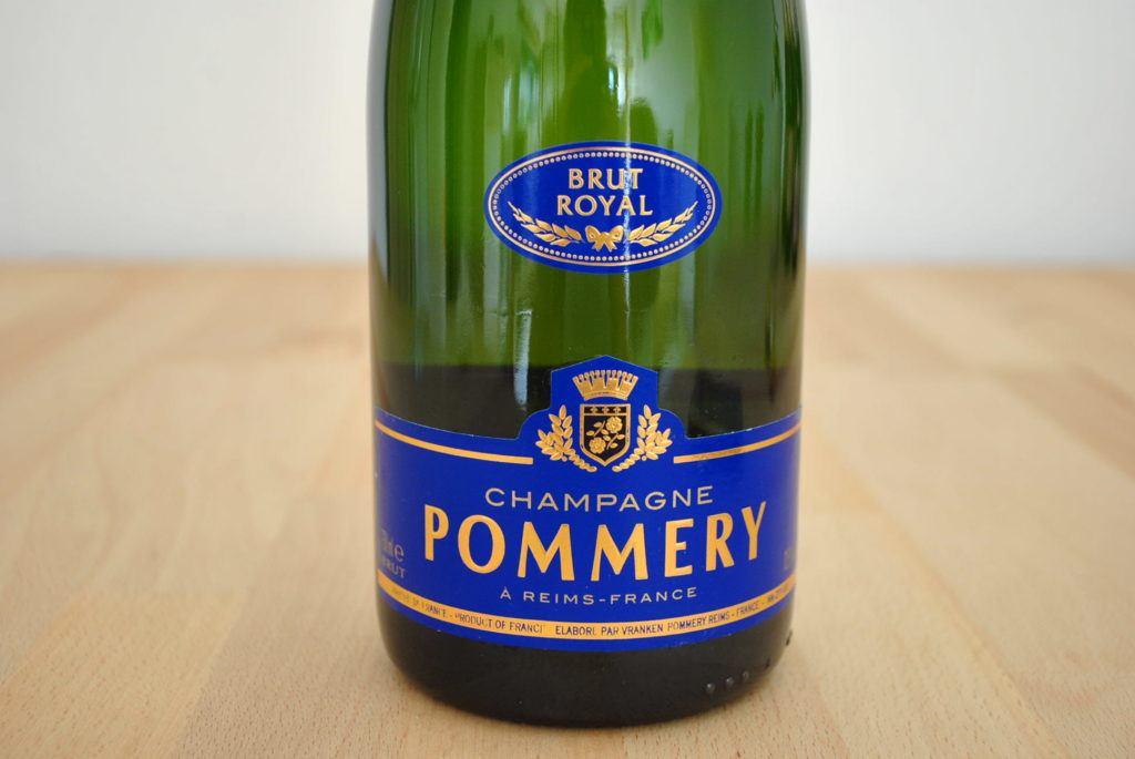 Champagner Pommery 1