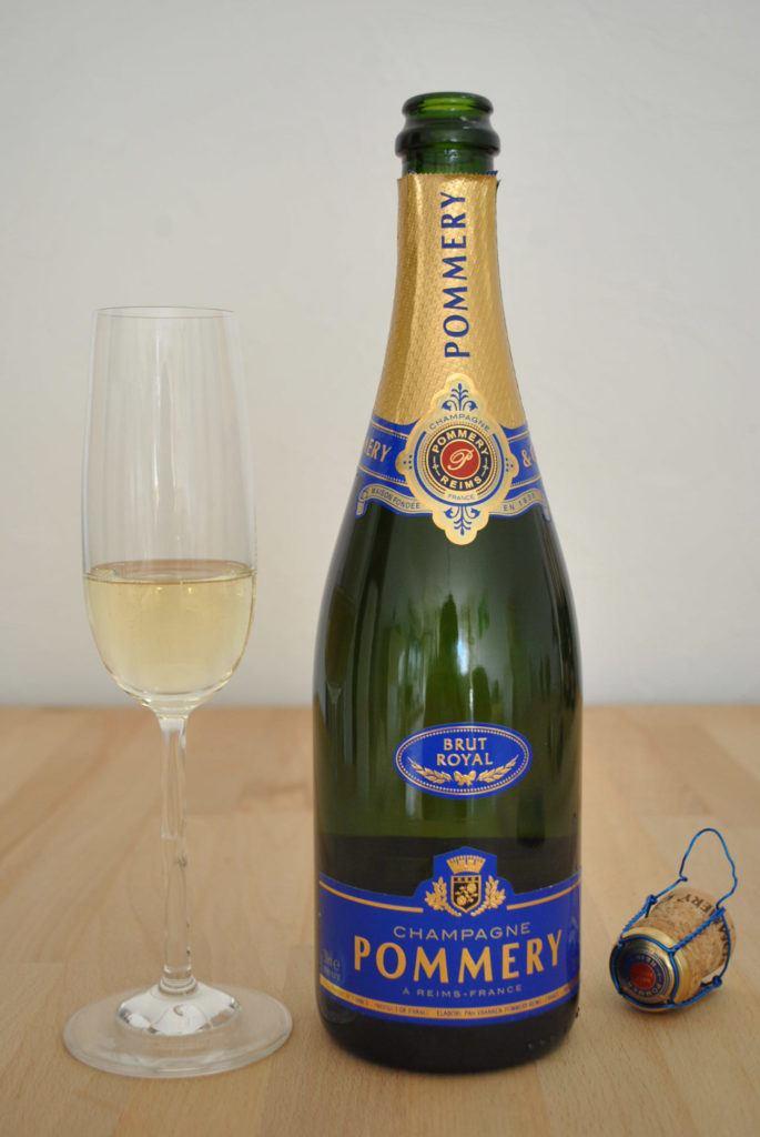 Champagner Pommery 2
