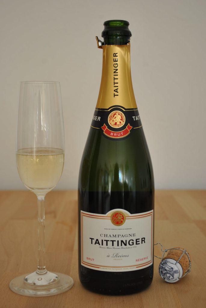 Champagner Taittinger 2