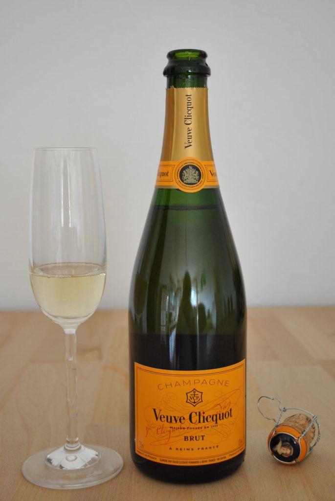 Champagner Veuve 2