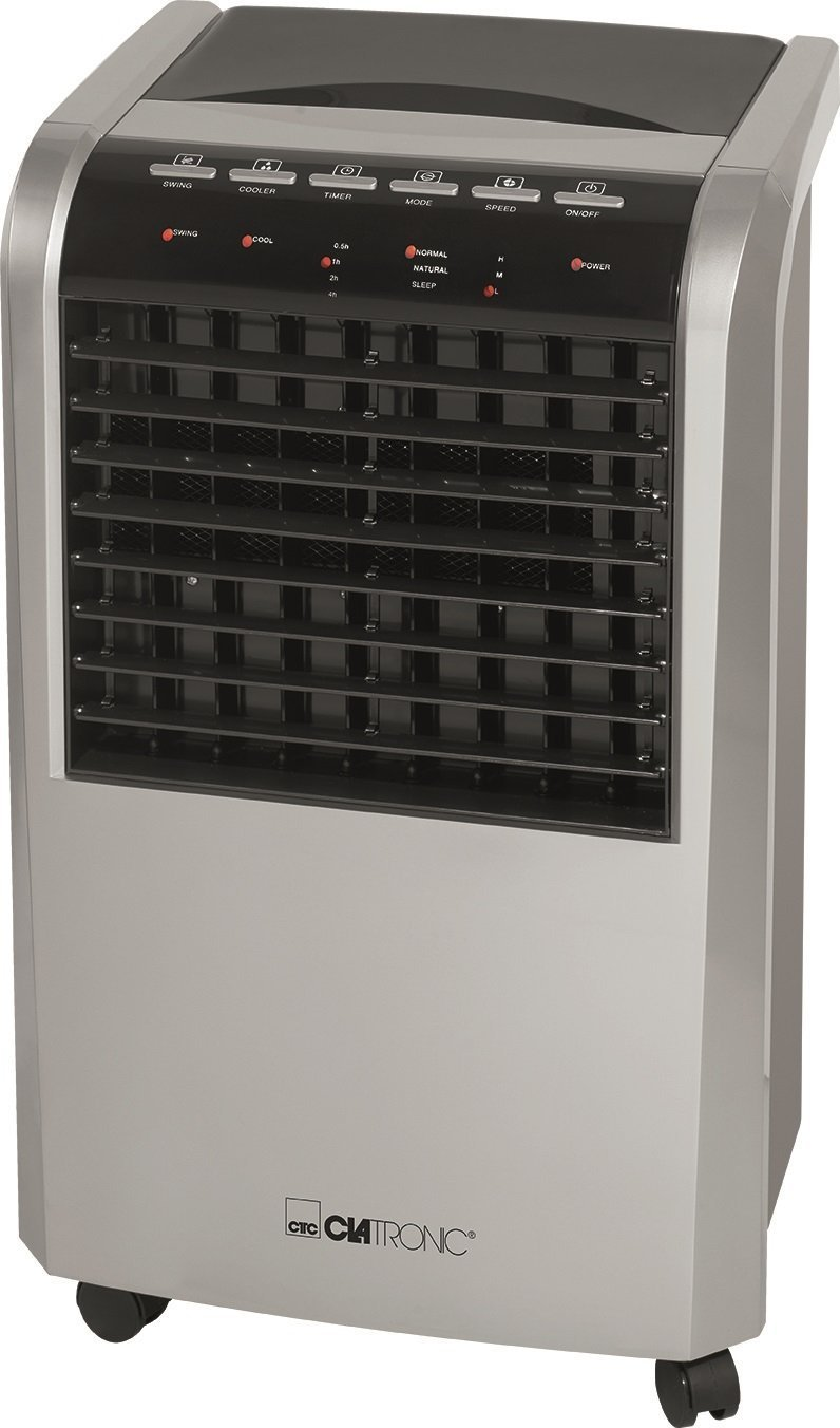Klimagerät Clatronic lk3640 Kühler silber