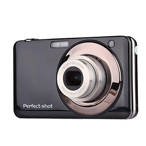 Digitalkamera Stoga V600 Gapo 2.7 Zoll TFT 5X Optischer Zoom 15MP 1280 X 720 HD Anti Sch%C3%BCtteln Smile Capture Digital Videokamera