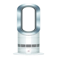 Dyson Hot Cool AM09 Klimagerät Mit Jet Focus Technologie