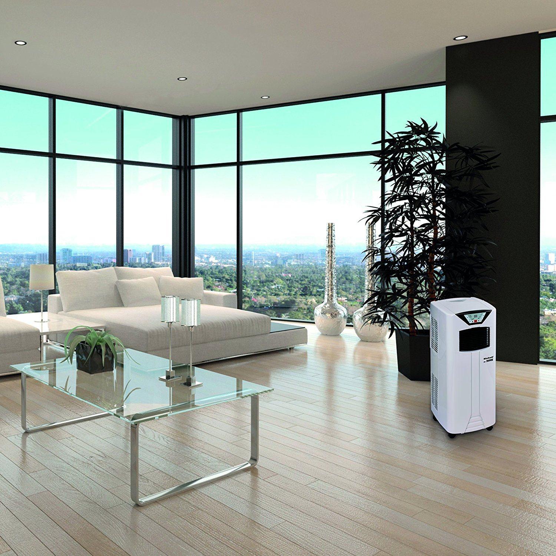 Einhell Lokales Klimagerät MK 2600 E 2600 W weiß in einem Raum