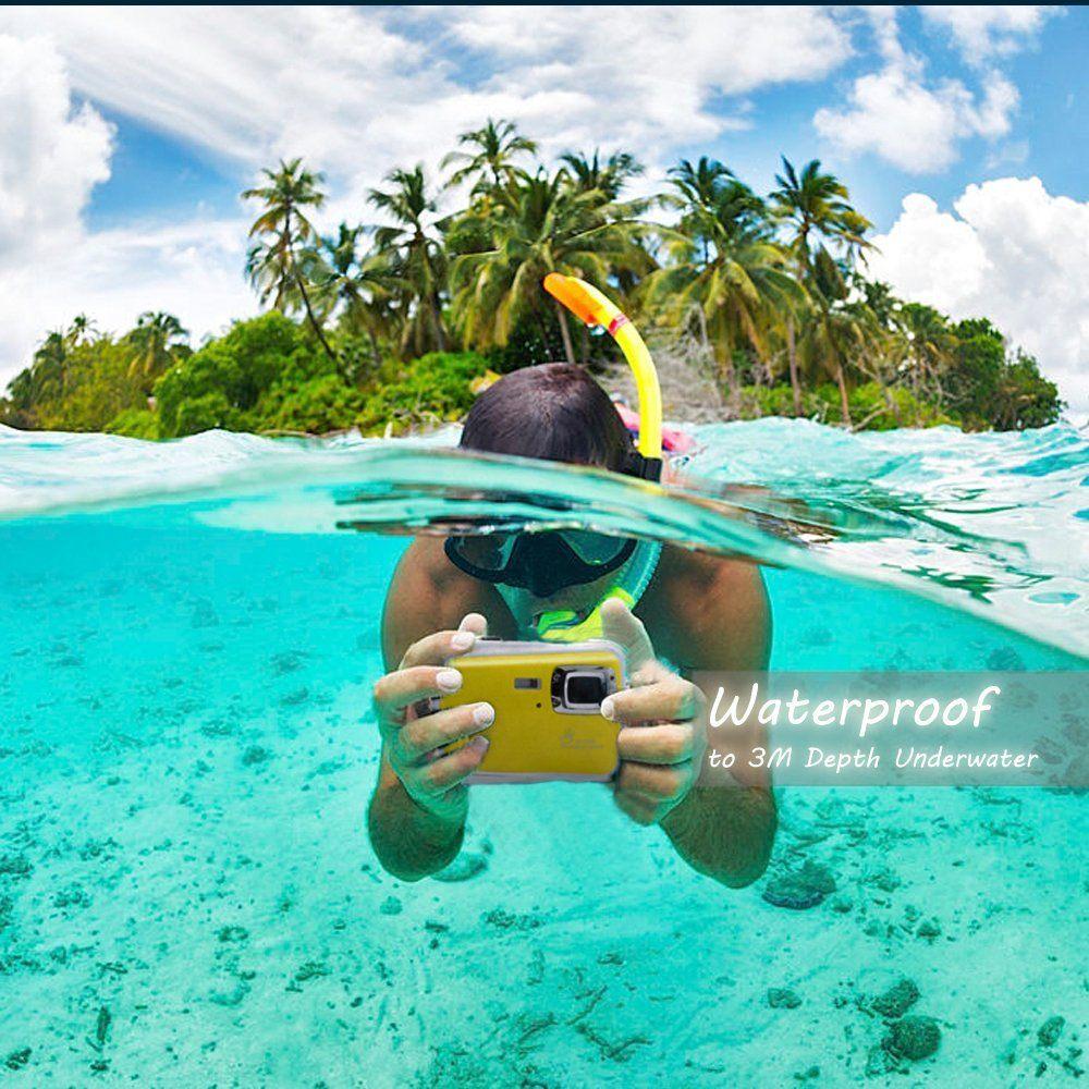 GDC5261 Wasserdichte Digitalkamera Mit 4x Digitaler Zoom