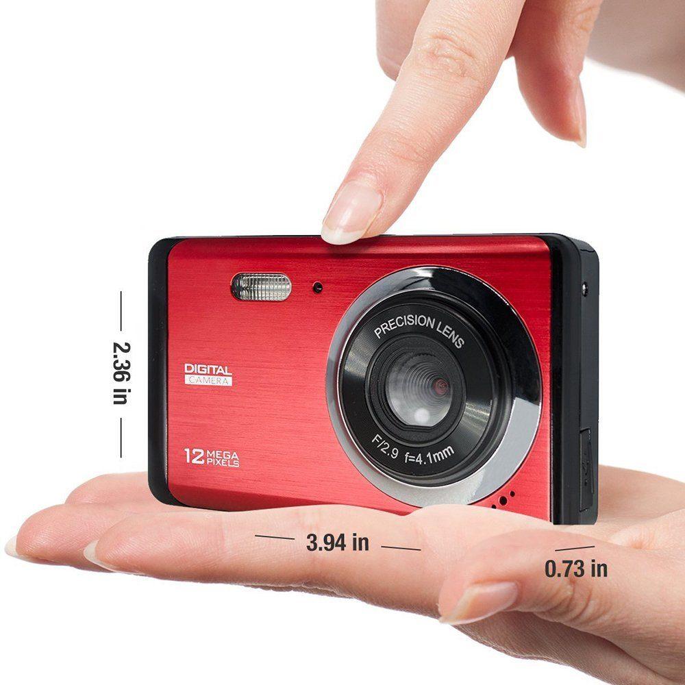 GDC80X2 Kompakte Digitalkamera Mit 8x Digitalzoom .