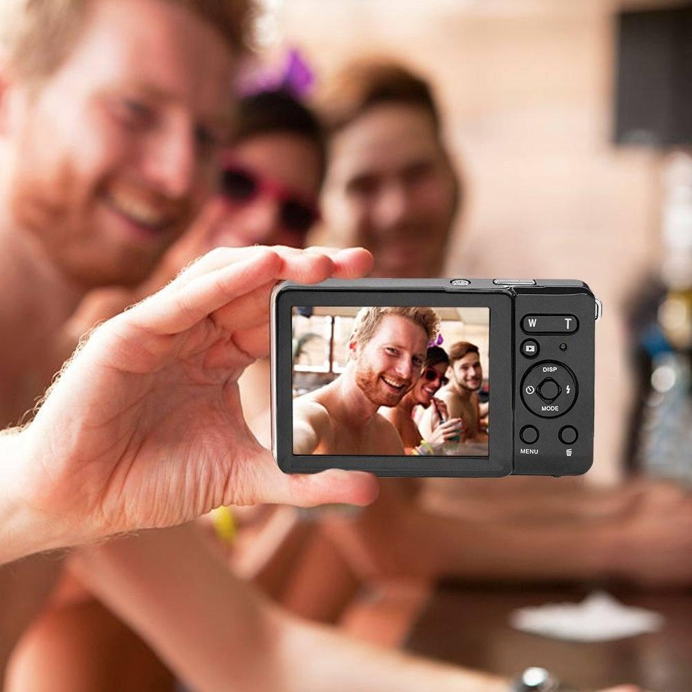 GDC80X2 Kompakte Digitalkamera Mit 8x Digitalzoom