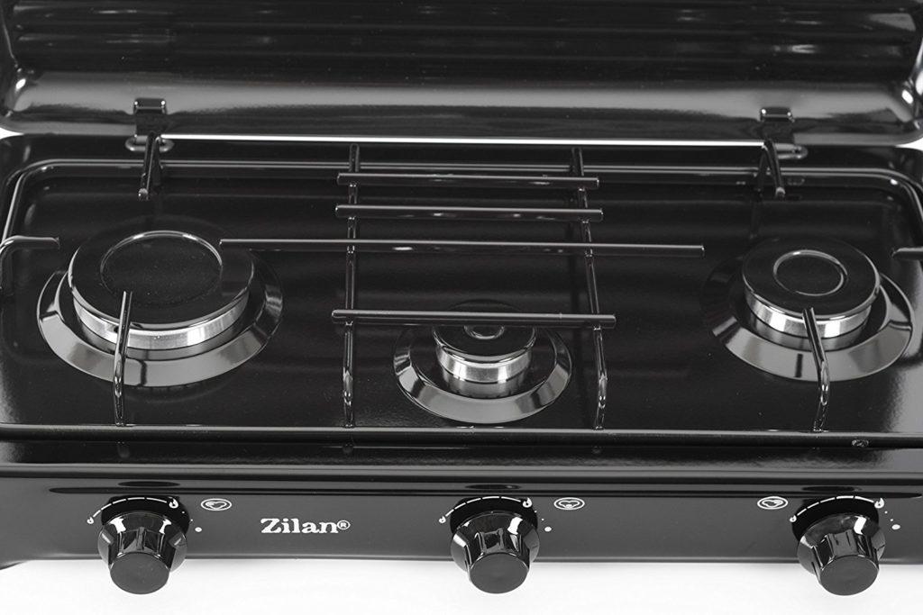 Gaskocher Inklusiv Druckminderer Und Schlauch. 1