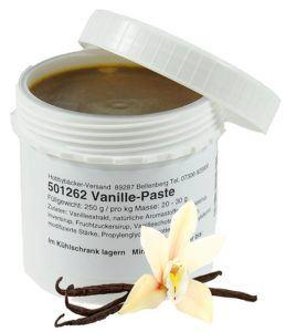 Hobbybäcker Vanille-Paste