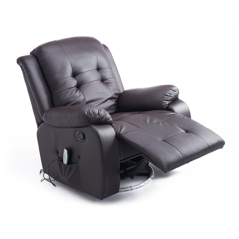 homcom massagesessel tv sessel mit fernbedienung. Black Bedroom Furniture Sets. Home Design Ideas