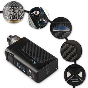 IJOY ® RDTA BOX 100W E-Zigarette Vape Mod
