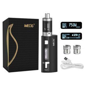 IMECIG® Q5 E Zigarette Starterset 80W Box Mod Set