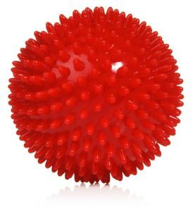 Igelball Massageball mit Noppen