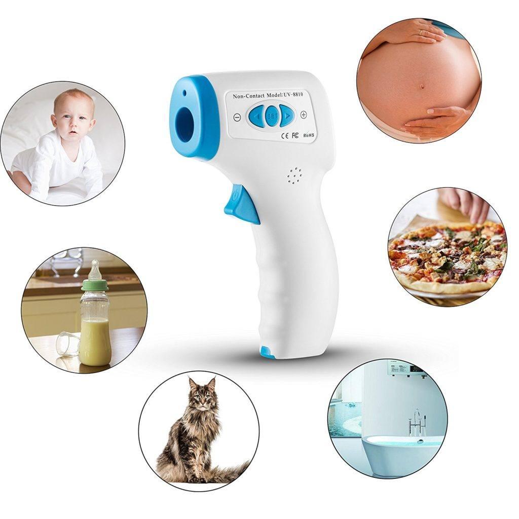 Infrarot Baby Fieberthermometer