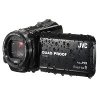 JVC GZ R410BEU Full HD Speicherkarten Camcorder