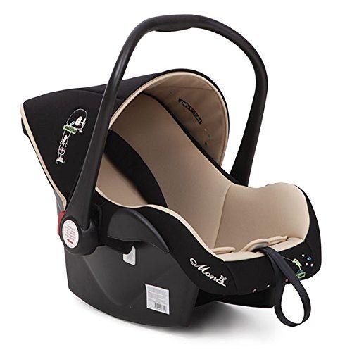 Kindersitz Babytravel Gruppe 0 0 13 Kg Mit Sonnendach Und Fu%C3%9Fschutz Beige