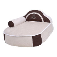 Knuffelwuff-12756-Hundebett-Prestige---Größe-XL,-100-x-72-cm