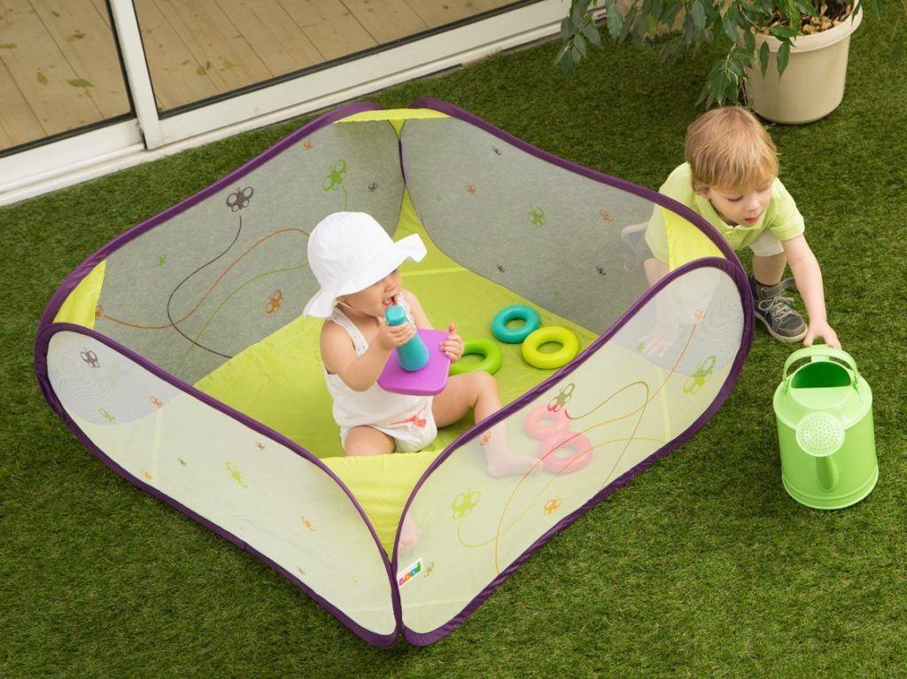 Ludi Schmetterling Play Bereich