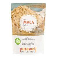 MACA-Pulver---Bio-Superfood---Für-mehr-Energie-&-Vitalität---Für-Smoothies,-Shakes,-Speisen-(200g-BIO-Pulver)