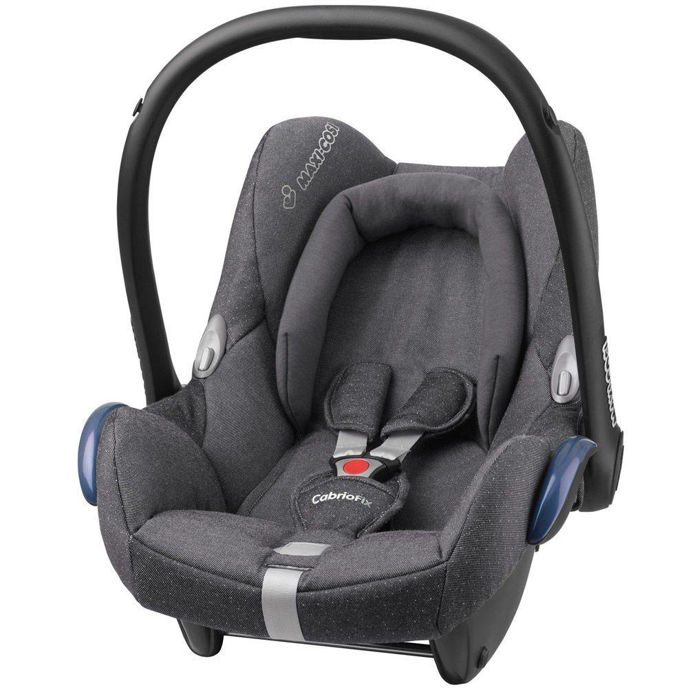 Maxi Cosi 61709560 Cabriofix Babyschale Gruppe 0 0 13 Kg Mit Isofix Grau