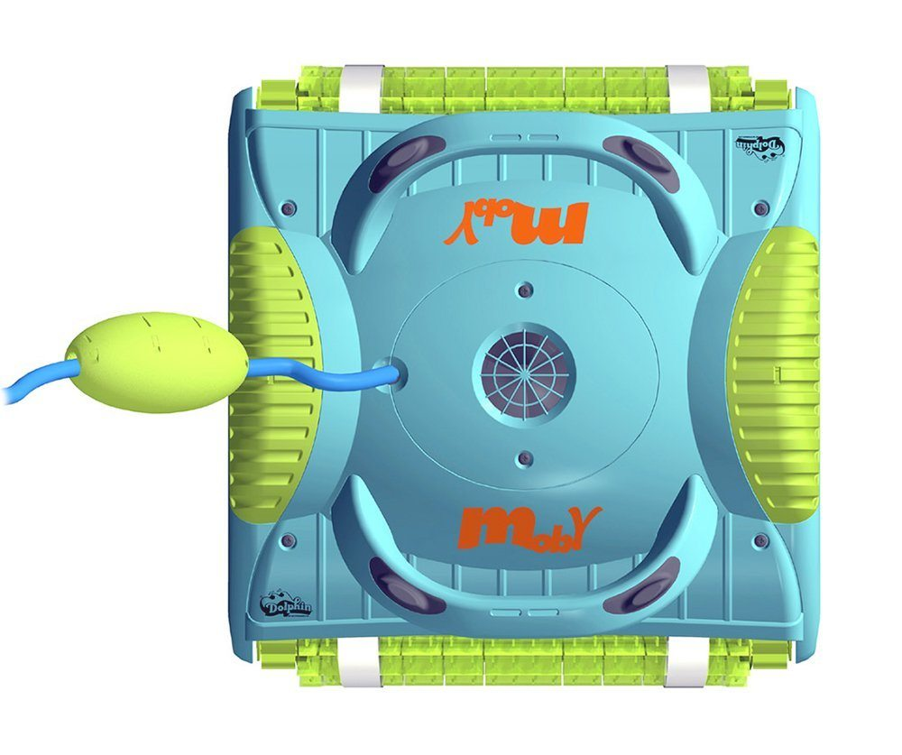 Maytronics 99996004 Dolphin Moby Poolroboter von oben