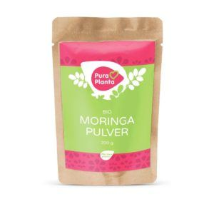 Moringa Pulver Bio von Pura Planta