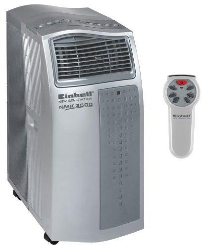 Einhell Klimagerät NMK 3500 New Generation A Mobile Klimaanlage mit Fernbedienung