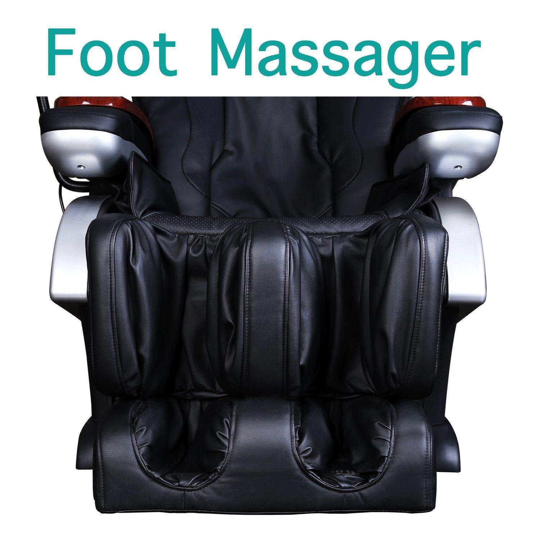 Naipo Shiatsu Massagesessel Im Test 2018 Expertentesten