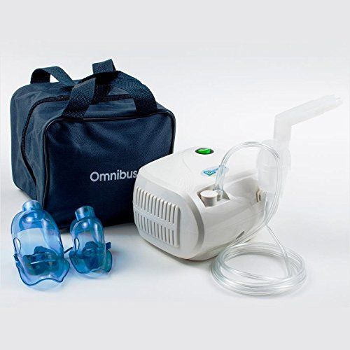 Omnibus BR CN116B Inhalierger%C3%A4t Inhalator Aerosol Therapie Vernebler Inhalation Kompressor