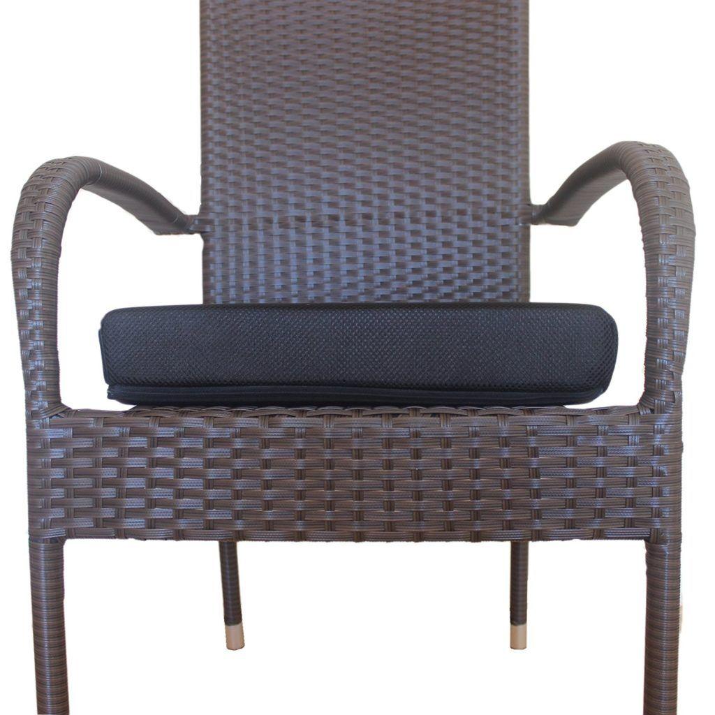 Orthop%C3%A4disches Viscoelastisches Gelschaum Sitzkissen Druckentlastungskissen F%C3%BCr BandscheibenR%C3%BCckenStei%C3%9Fbein Stuhl