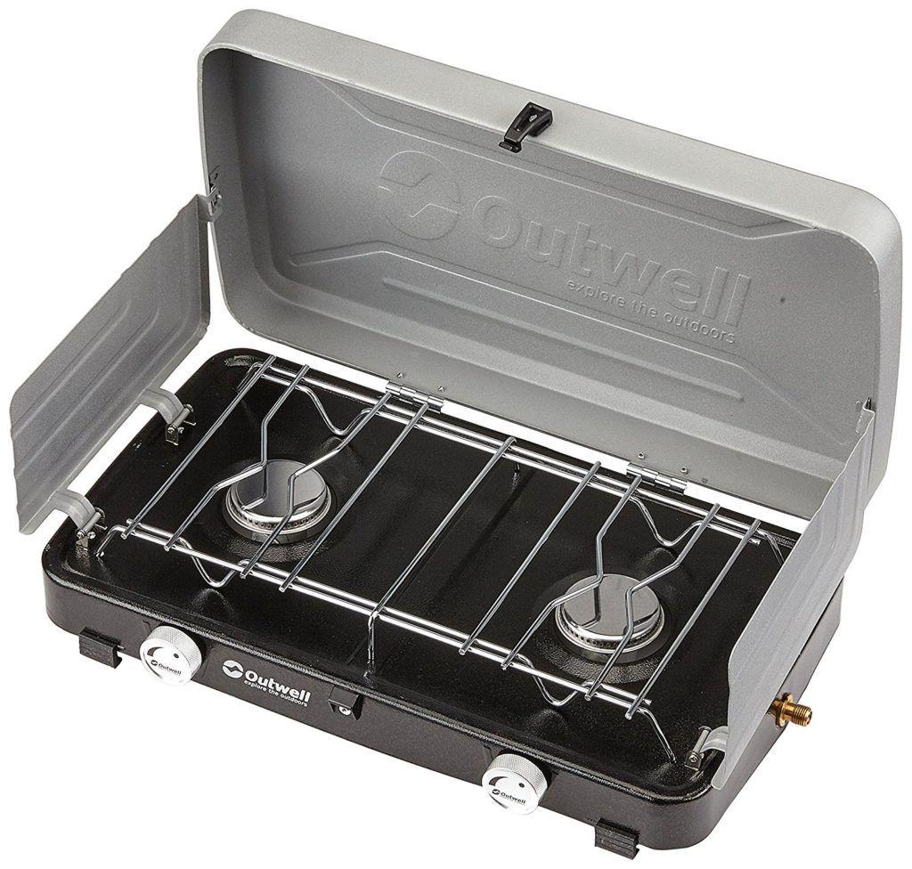 Outwell Campingkocher Gourmet Cooker 2 Burner S 650265