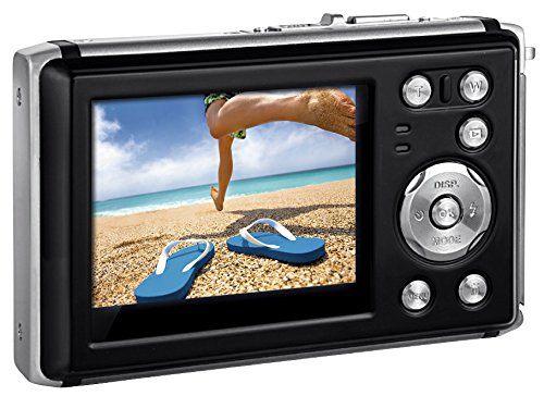 Rollei Sportsline 85 Digitalkamera 8 Megapixel 1080p Full HD Videofunktion Wasserdicht Bis Zu 3 Metern Orange.