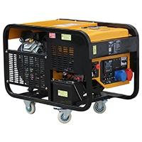 Rotek Benzin Stromerzeuger GG4-3-11000-ES (12 kVA / 9,2kW 400V 50Hz 3-phasig)
