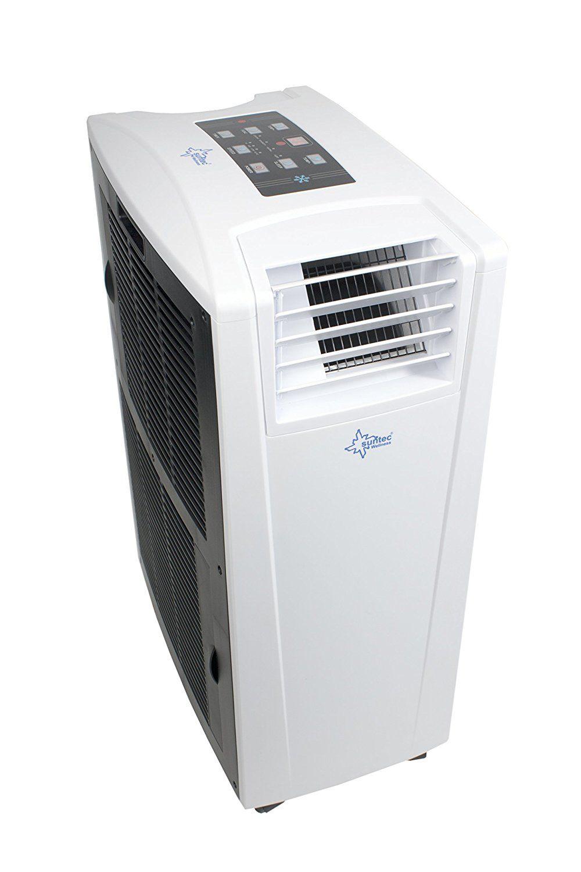 SUNTEC mobiles lokales Klimagerät TRANSFORM 14.000 weiß Frontansicht
